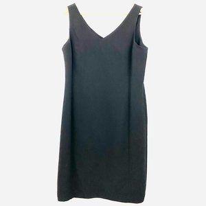 JONES NEW YORK PLATINUM Black Dress